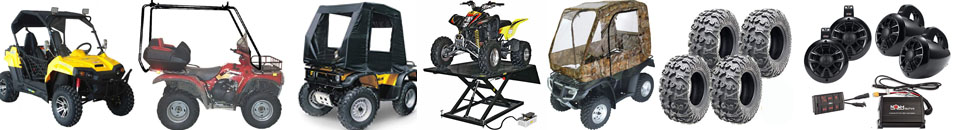 ATVS and Parts